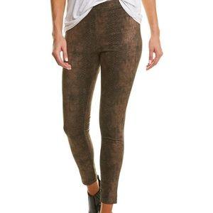 BB Dakota Women's Brown Sidewinder Legging no tag
